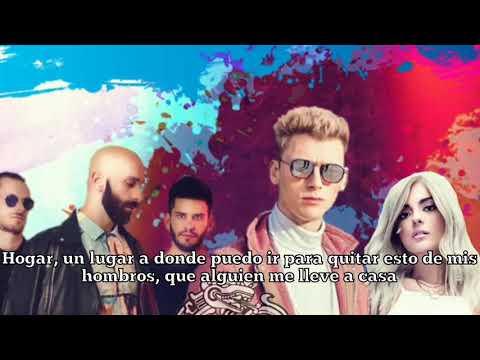 Cover Lagu Home - Machine Gun Kelly, X Ambassadors ft Bebe Rexha Subtitulada al Español. STAFABAND