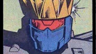 Grimlock VS Optimus Prime Transformers Battle!