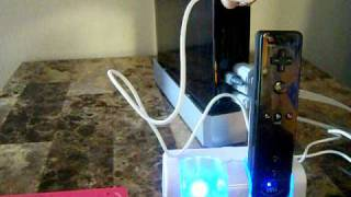 Dual Charging Dock Charge Station for Wii Remote REVIEW Part 2 - Budget Gadget