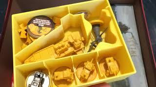 Scythe Legendary Box with All Expansions - Custom insert