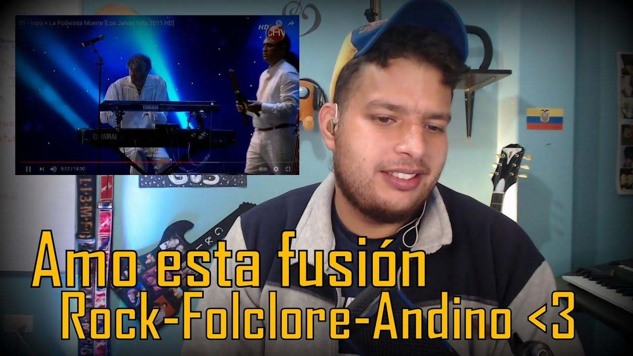 Músico reacciona a LOS JAIVAS, Los Dream Theater Chilenos??