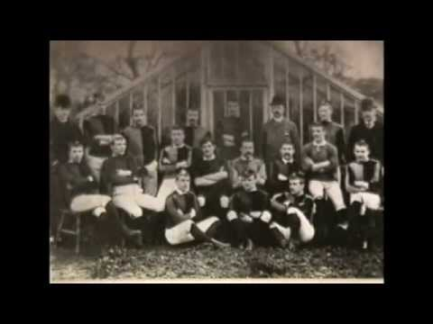 Origins of Welsh Rugby and the Win Against New Zealand, 1905