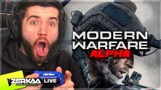 🔴 NEW MODERN WARFARE 2 V 2 ALPHA (LIVE)