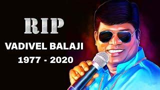 RIP: வடிவேல் பாலாஜி திடீர் மரணம் – SHOCKING   Vijay TV   Vadivelu Balaji