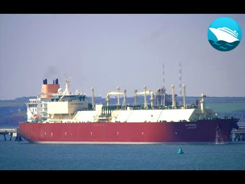 AL RUWAIS LNG TANKER SHIP FOR MERCHANT NAVY