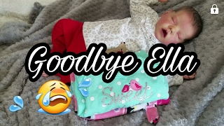 Goodbye Ella! Box Packing Of Reborn Baby Doll! Collection Update! Nlovewithreborns2011