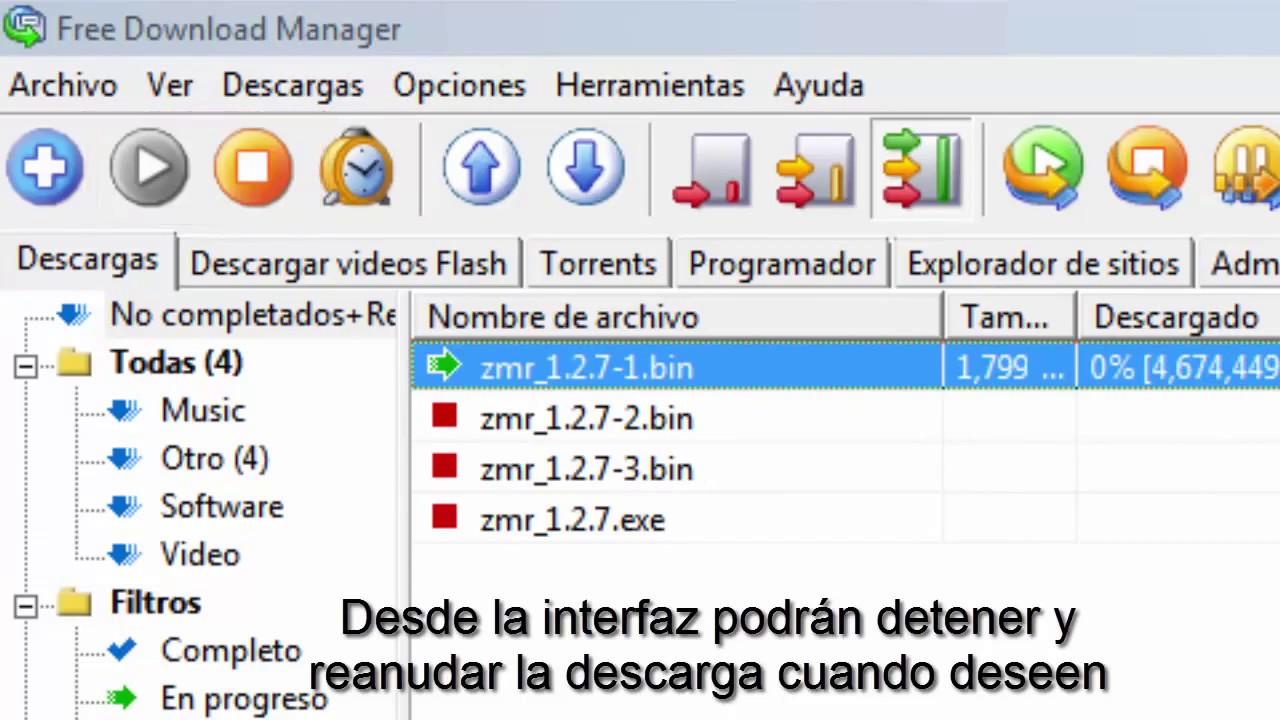 Actualizado) Cómo descargar ZMR Latino 1.2.8 de forma manual y sin ...