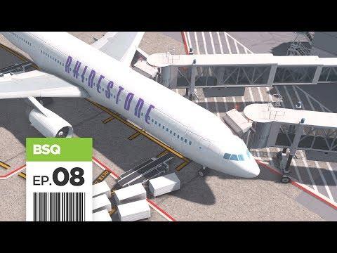 Cities Skylines: FBS International Airport — Part 8 — International Terminal