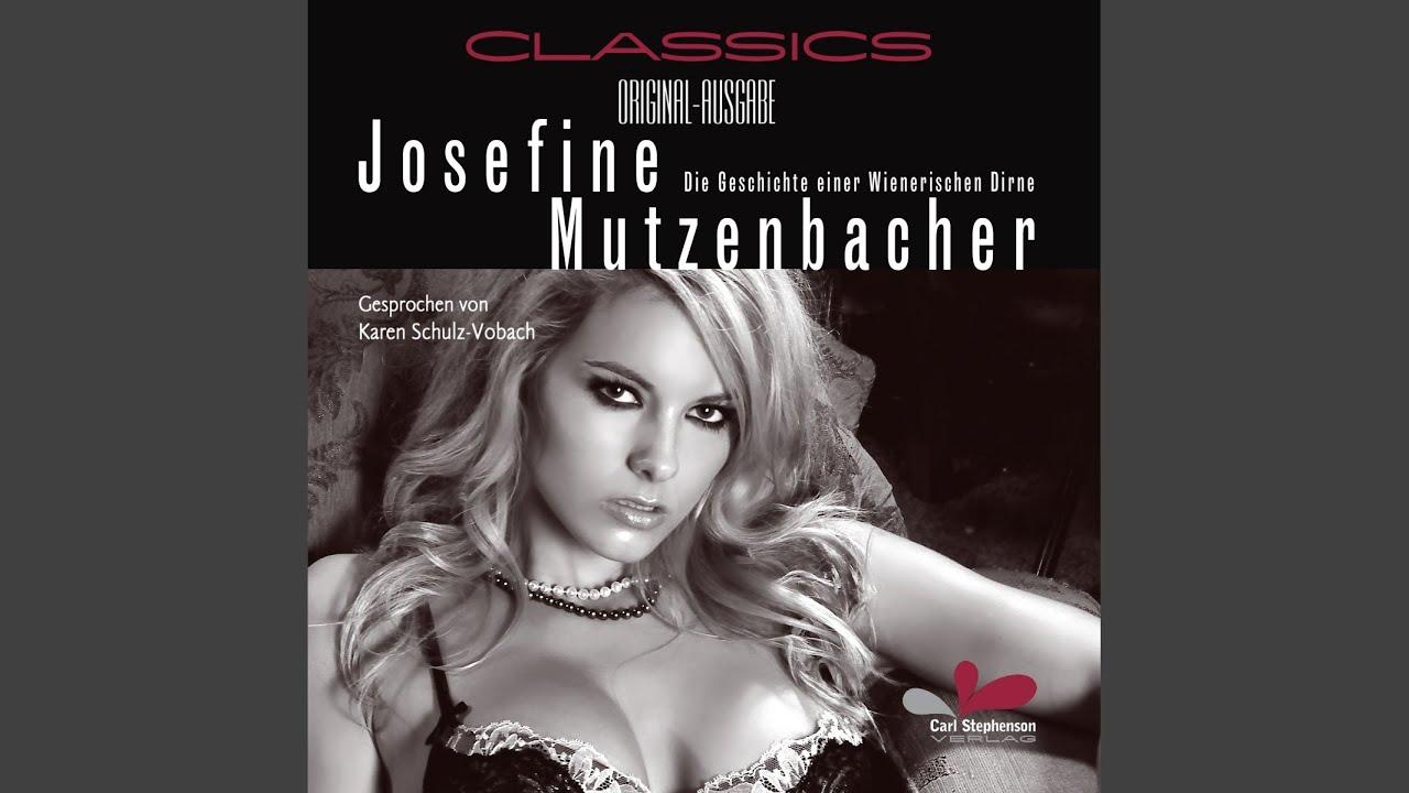 Josefine mutzenbache