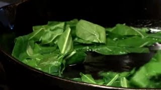 How to Make My Collard Greens More Tender Before I Fry Them : Good Eats