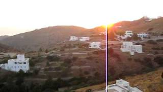 Ios - Cyclades Islands - Greece - Camping Club (Sunset 2)