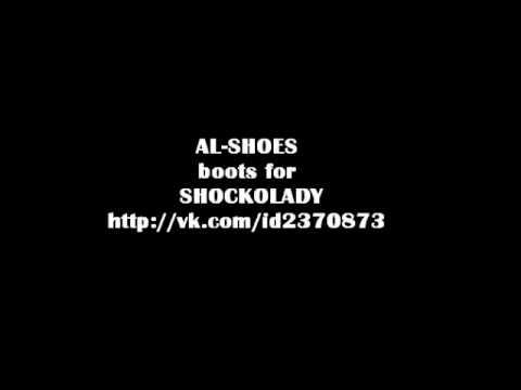 AL-SHOES handmade shoes- boots for SHOCKOLADY