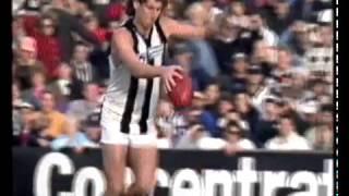 1992 AFL Saturday Night Replay _ Collingwood v Carlton