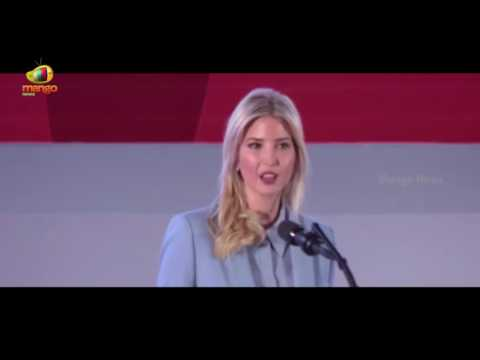 Ivanka in Riyadh: Young Generation Can Build Future of Tolerance, Hope and Peace | Mango News