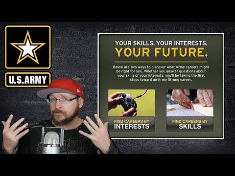 What Army Job Fits My Interests?