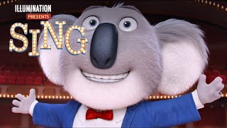 Sing - In Theaters Wednesday (Dream On) (HD)