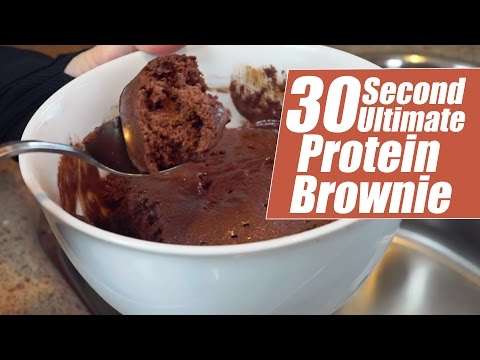 30-second-ultimate-protein-brownie-with-kara-corey-|-tiger-fitness
