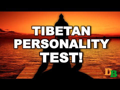 Incredibly accurate: Tibetan Personality Test!! (test with answers)