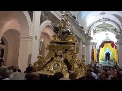 Alife,11aug.16 - San Sisto I in processione