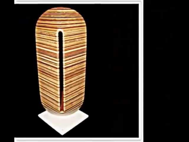 Abstrakte Holz Kunst Mit WOW  Effekt Von David Engdahl