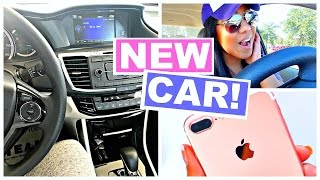 I GOT A NEW CAR! + iPhone 7 Plus Unboxing   A Week In My Life