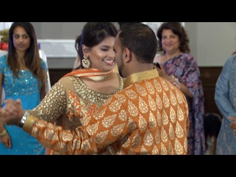 First Dance at Indian Roce Ceremony | Versailles Convention Centre | Forever Video