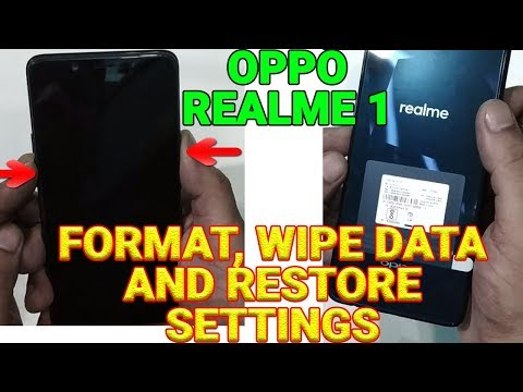 Oppo Realme 1 Factory Reset Videos - Waoweo