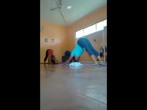 """yoga para principiantes janu sirsasana """"b""""  youtube"""