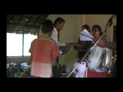School Charity Project in Sri Lanka