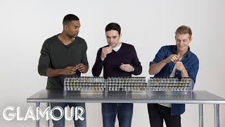 Guys Adorably Attempt To Turn Their Girlfriends Into Perfumes | Glamour