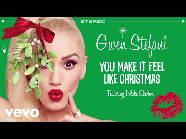 Gwen Stefani Christmas Cd.Happy Birthday Gwen Stefani Singer Announces A Deluxe