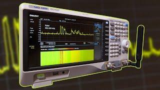 📡 Siglent SSA3032X Spectrum Analyzer Review & Experiments