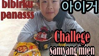 Challege Samyang Mien Bersama Anak Majikan