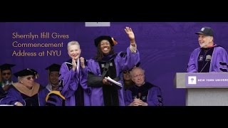 Sherrilyn Ifill Delivers New York University