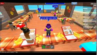 Roblox - BEING A 5 YR OLD - PT 12 - Cajero