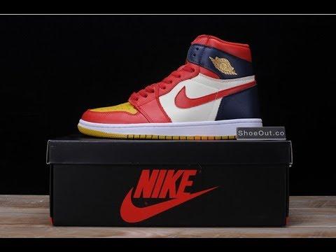 Air Jordan 1 Retro High OG  New Top 3  555088 600