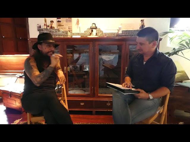 Entrevista a D. Fran Barbanegra.