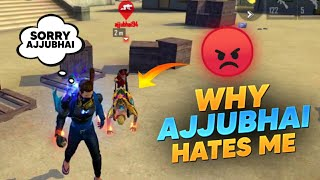 Ajjubhai Angry On AmitBhai 😂 || WTF Moment Free Fire || Desi Gamers