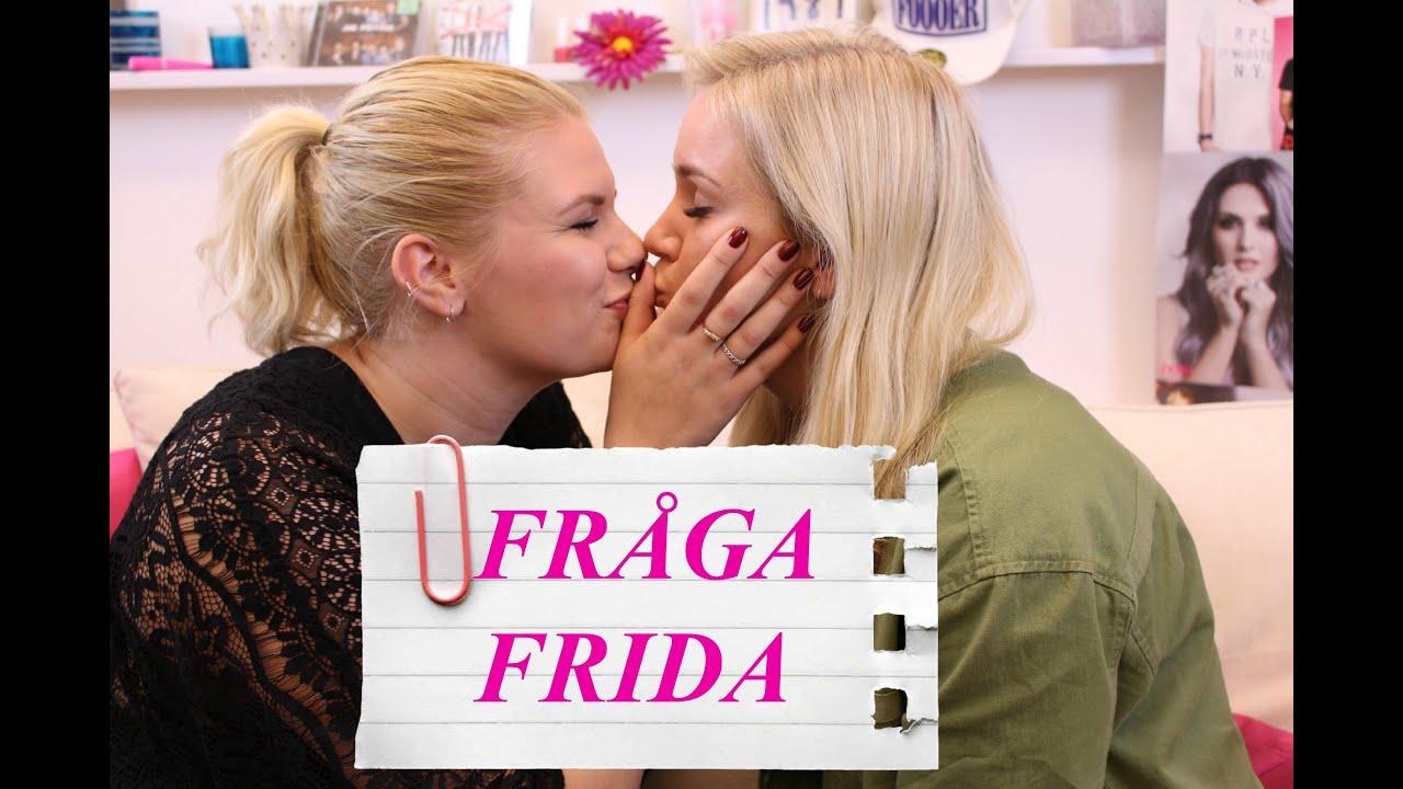 Flickan jag dejtar kysste en annan kille