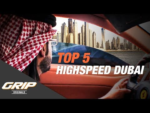 Top 5 Highspeed Dubai Und Abu Dhabi I GRIP Originals