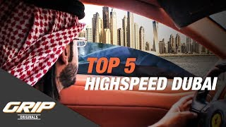 Top 5 Highspeed Dubai und Abu Dhabi I GRIP Originals
