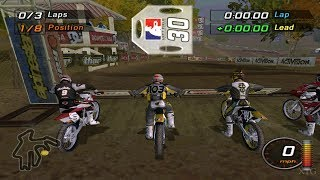 MTX Mototrax PS2 Gameplay HD (PCSX2)
