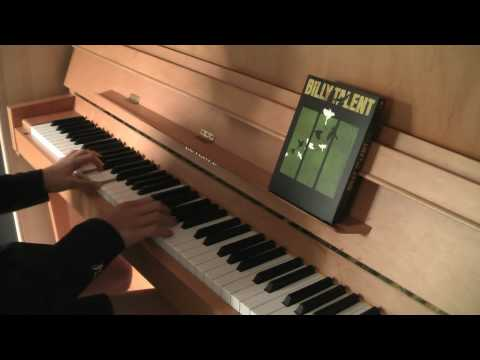 Billy Talent - Rusted From The Rain (full piano cover)