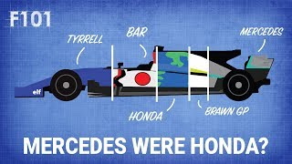 The Unusual History Of F1 Teams