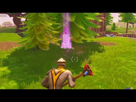 """""""Visit the center of different Storm Circles in a single match"""" Location Fortnite Week 4 Challenges!"""