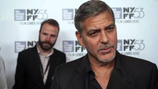 George Clooney | 'O Brother, Where Art Thou?' Red Carpet | NYFF53