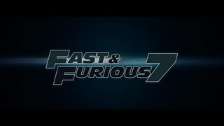 Fast & Furious 7 - Trailer Extended First Look [HD] | 4.2.2015  | 2 de Abril 2015
