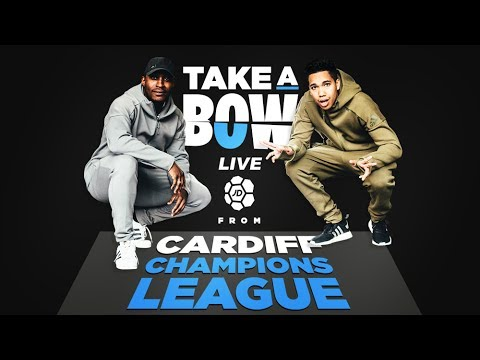 Take a Bow Live in Cardiff - Re-Live (Arsenal want Mbappe, Griezmann to United?)