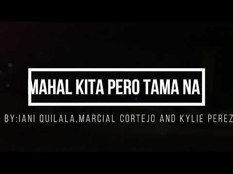 SPOKEN POETRY:MAHAL KITA PERO TAMA NA