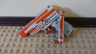 Lego Pistol W/ Realistic Features
